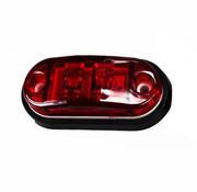 Lamp 24V 2LED red