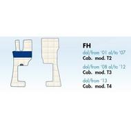 Truckmat voor Volvo FH12-16