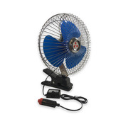 Universal fan 24V with clamp