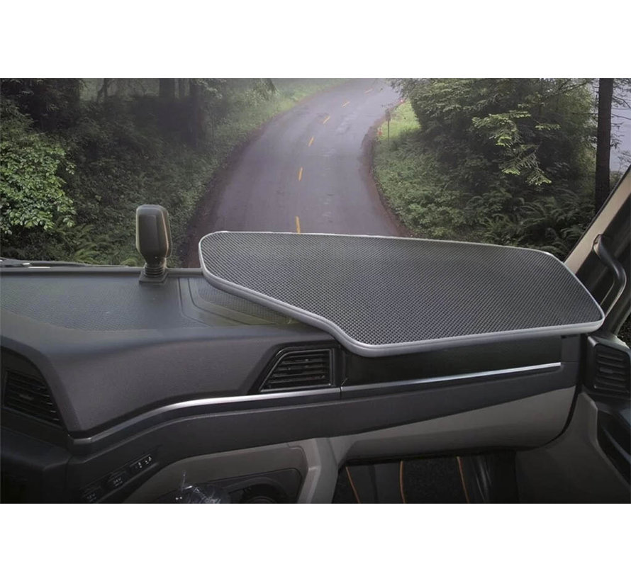 Dashboard side table - MAN TGX from 2020