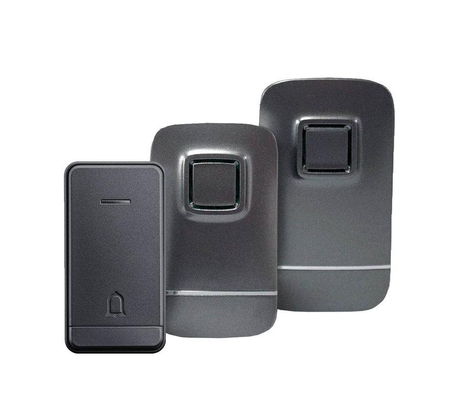MrSafe iBell Doorbell Set - KB350