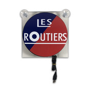 Lichtbakje USB Les Routiers  12/24V