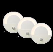 DreamLED Set 3 herlaadbare LED-spots
