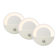DreamLED Set of 3 rechargeable LED lights