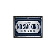 Magneet - Sorry, No Smoking