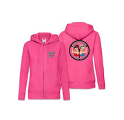 Vest Wordwide Trucker Girls - Pink