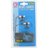 All Ride Interior lights neon blue 24V