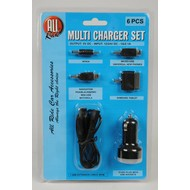 All Ride Multi charger set