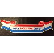 Wimpel sticker Holland