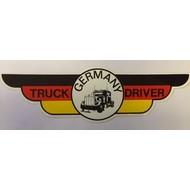 Wing sticker Germany
