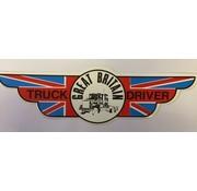 Wing sticker Great Brittain