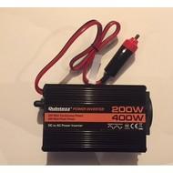 Quintezz Power Inverter 12/220V, 200W