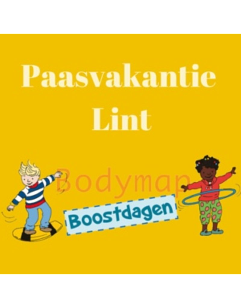 Pasen Paasvakantie Lint - 6, 7 en 8 april 2020