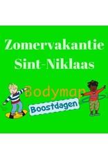 Zomer Zomervakantie Sint-Niklaas - 3, 4 en 5 augustus 2020