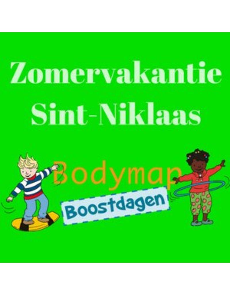 Zomer Zomervakantie Sint-Niklaas - 5, 6 en 7  juli 2021