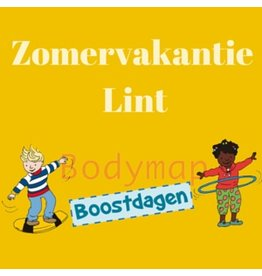 Zomer Zomervakantie Lint - 1, 2 en 3 augustus 2022