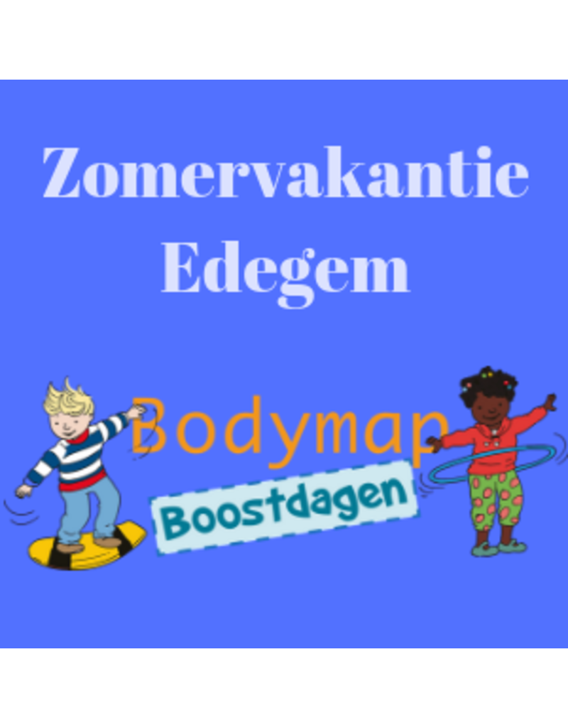 Zomer Zomervakantie Edegem  - 7 en 8 juli 2022