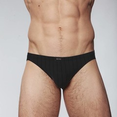 HOM TEMPTATION FOR HIM MICRO SLIP Zwart