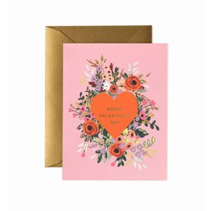Rifle Paper Co. Valentijnskaart Blooming Heart