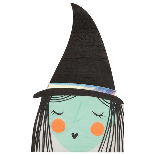 Meri Meri Servetten Halloween Witch
