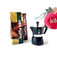 Win een koffiepakket ter waarde van €41!