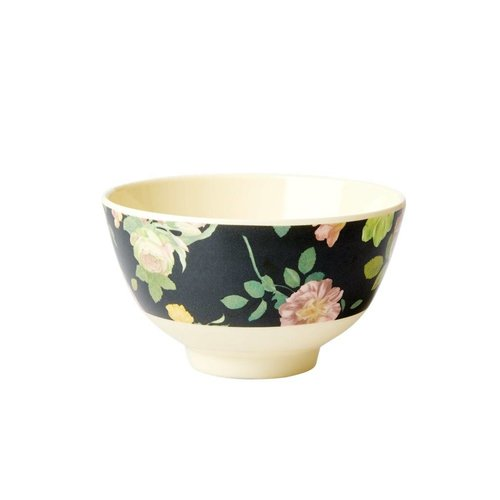Rice Melamine schaaltje Dark Rose