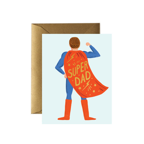 Rifle Paper Co. Wenskaart Superdad