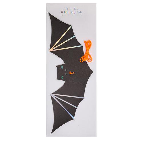 Meri Meri Halloween hangers Bats