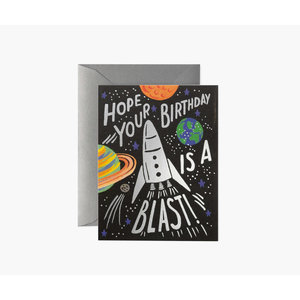 Rifle Paper Co. Verjaardagskaart Blast