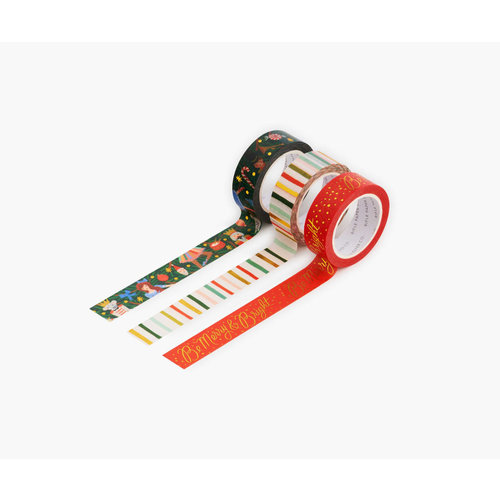 Rifle Paper Co. Washi Tape Nutcracker
