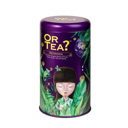 Or Tea Thee - Detoxania