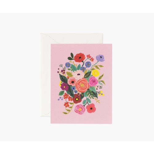 Rifle Paper Co. Wenskaart Garden Party Rose