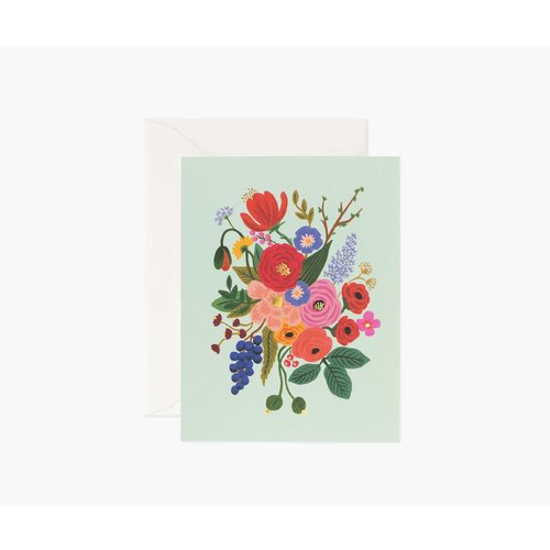 Rifle Paper Co. Wenskaart Garden Party Mint