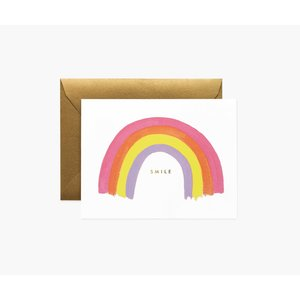 Rifle Paper Co. Wenskaart Rainbow Smile
