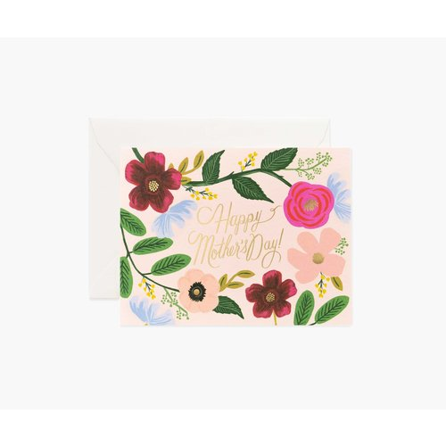 Rifle Paper Co. Moederdagkaart Wildflower