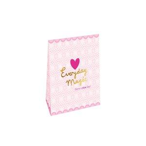 Rice Cadeauzakje Pink Lace