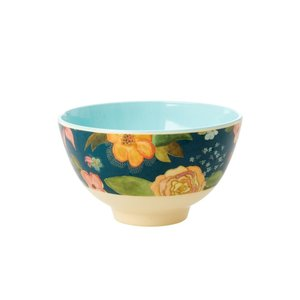 Rice Melamine schaal Selma's Fall Flower - Small