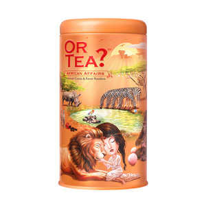 Or Tea Thee - African Affairs