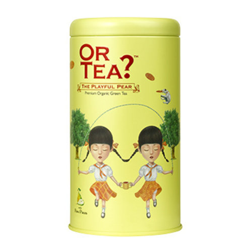 Or Tea Thee - The Playful Pear