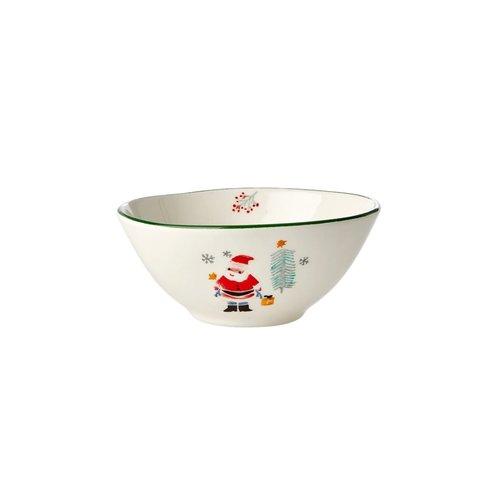 Rice Schaal Santa