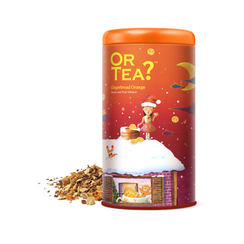 Or Tea Thee - Gingerbread Orange