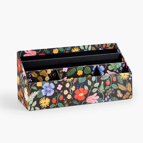 Rifle Paper Co. Bureau organizer Strawberry Fields