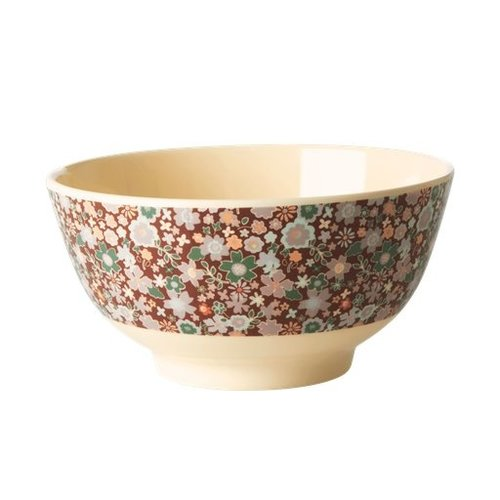 Rice Melamine schaal Fall Floral - Medium
