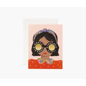 Rifle Paper Co. Wenskaart Birthday Girl - Headband