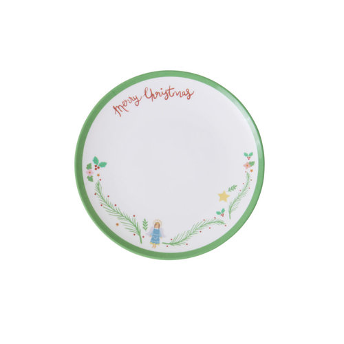 Rice Melamine dessertbord Angel