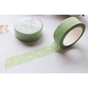 Nikki Dotti Washi Tape Posy - Mint