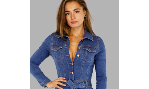 Jeans Jumpsuits, Playsuits en Overalls