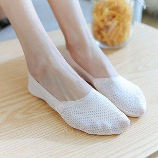 NEW1706 Invisible Antislip Sneaker Sokken