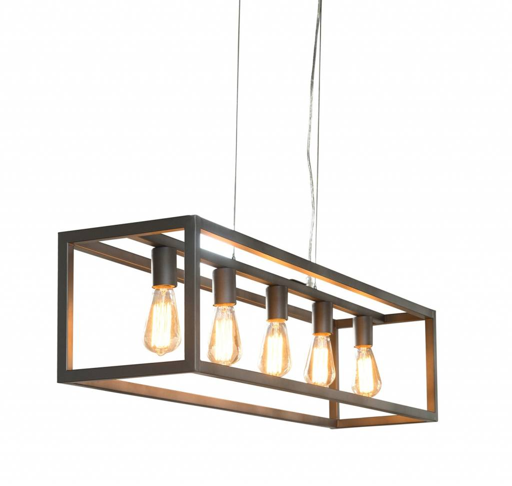 Populair Bestel Hier uw Hanglamp Cage 1.25 mtr - Lampentoppers.nl DH23