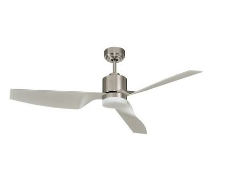 Plafondventilator Airfusion Climate II RVS incl. Lamp